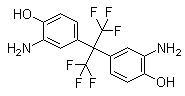 2,2-Bis(3-amino-4-hydroxyphenyl)hexafluoropropane,83558-87-6